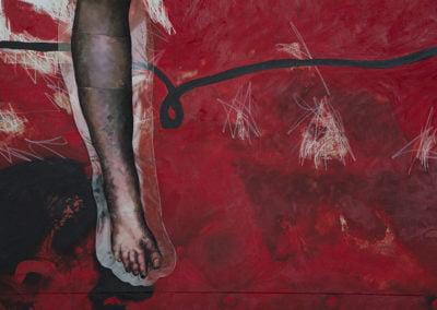 Sangre | Teresa Olabuenaga